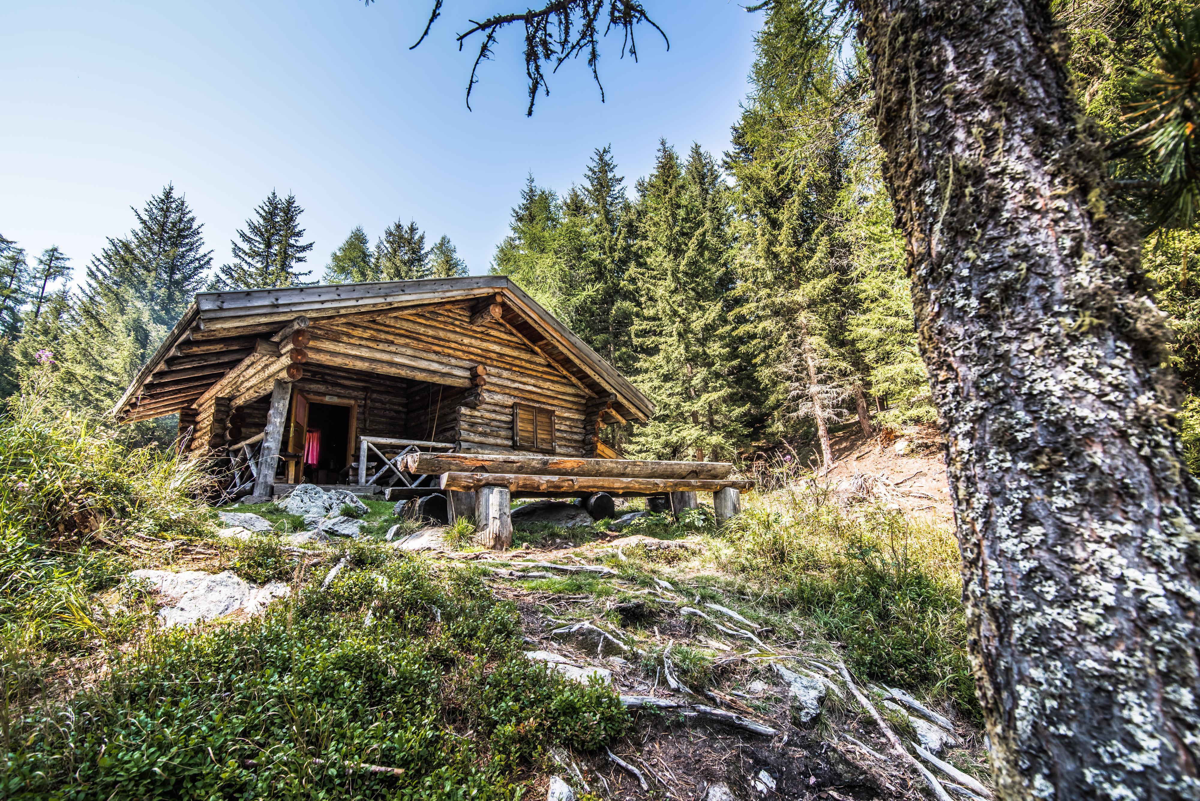 Berghütte Südtirol