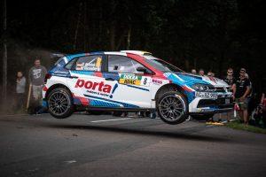 Rallye Sulingen Dennis Rostek